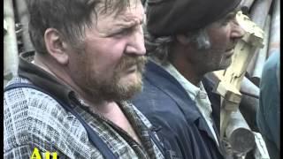 Золото Якутии, артель 'Нирунган', Нерюнгри,  Якутия, 2004