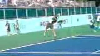 Marsel Ilhan in RAKUTEN JAPAN OPEN / 2009.10.4 Video
