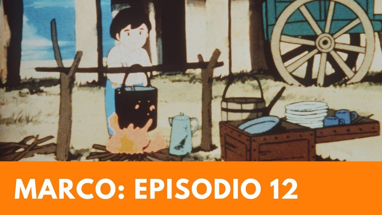 Marco: Episodio 12- Vamos a ver el dirigible - YouTube