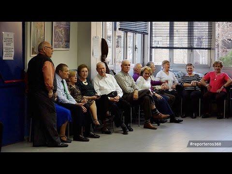 Reporteros 360: Cómo sobrevivir con una pensión