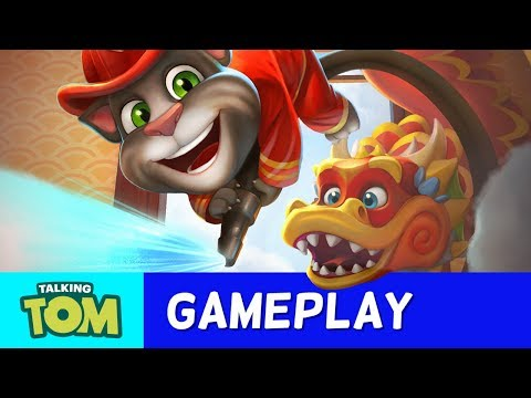 My Talking Tom – Dragons and Fire (New Update)