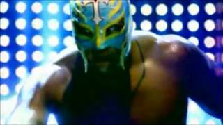 "Rey Mysterio Entrance Music ""Booyaka 619"" by P.O.D"