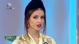 Bravo, ai stil! (01.12.) - Iuliana, criticata de jurati dupa ce i-a pocit numele Mariei Dragomiroiu! Video