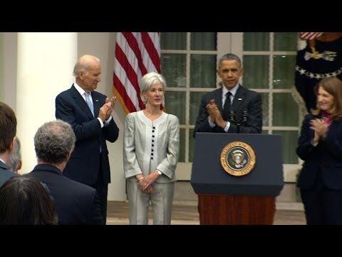 Obama nominates new health secretary