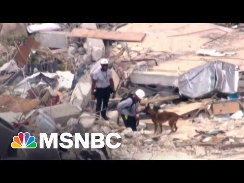 Four Dead, 159 Unaccounted For After Florida Condo Collapse | MSNBC