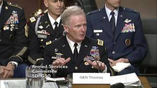 Sen. Cruz at Armed Services Hearing on United States Special Operations Command