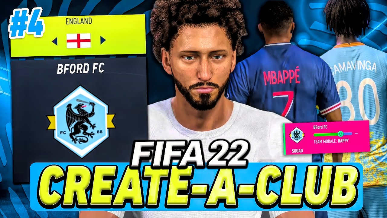 Download An 88 Rated BEAST Signed on DEADLINE DAY... 😱💯 (FIFA 22 Create A Club #4)