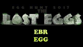 ROBLOX EGG HUNT 2017. EBR Egg QUEST.