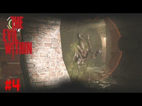 exploring THE SEWERS- the evil within 2 | part 4