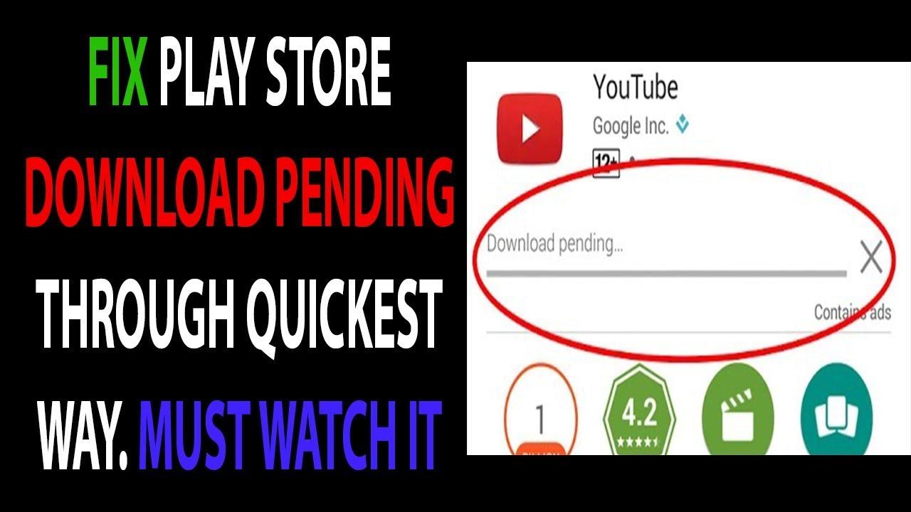 😝 Download pending di play store xiaomi | Cara Mengatasi Xiaomi