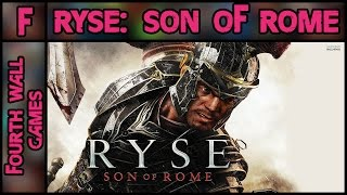 Ryse: Son of Rome PC Gameplay - Final Part - 1080p