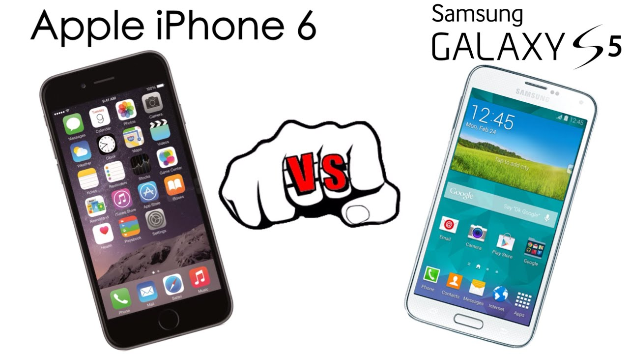 samsung galaxy vs apple iphone The galaxy s9 plus has emerged from the wreckage of mwc 2018, and it's hungry for a bigger challenge can the iphone x step up the plate.