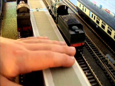 Update Video – Model Railway Layout – OO Gauge – 10/3/13