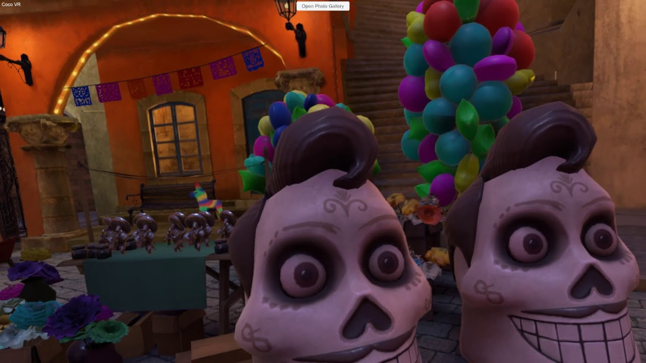COCO VR Oculus Rift No Commentary