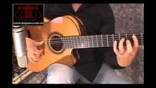 Flamenco Guitar Tangos - guitar - daypiano.edu.vn