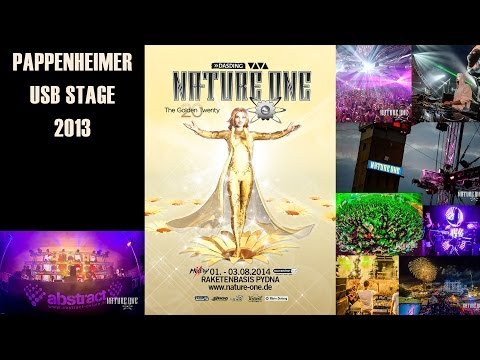 Pappenheimer   Live @ USB Stage Nature One 2013 [1080p]
