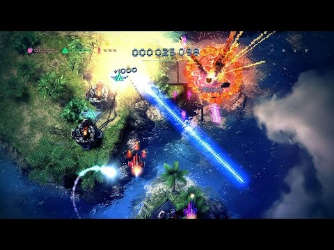 Sky Force Anniversary: Quick Look