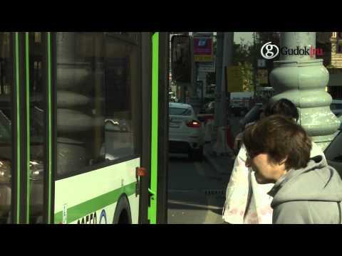 По Москве курсируют автобусы-полуэкспрессы