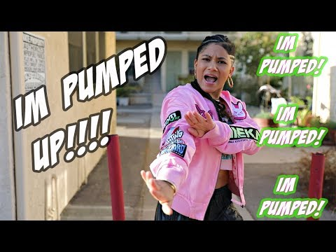 BABY KAELY - PUMPED UP (LIL PUMP)