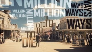 Download Alan Jackson - A Million Ways To Die (Lyric Video)