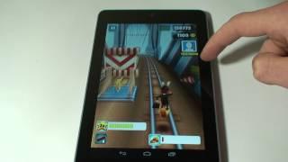 Subway Surfers Nexus 7 (андроид)