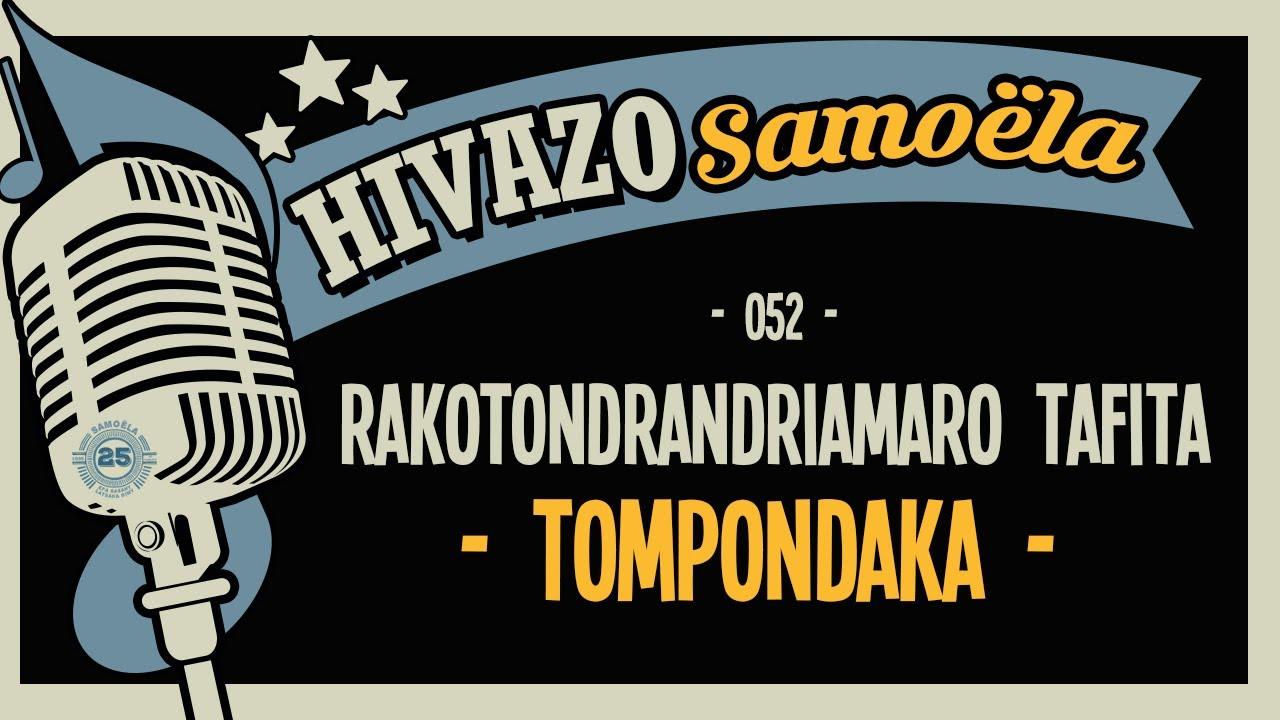 052 - RAKOTONDRANDRIAMARO Tafita (Tompondaka - Cover 2020)