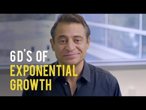 6 D's of Exponential Growth