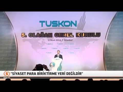 TUSKON Başkanı Rızanur Meral'in tarihi yolsuzluk açıklamaları!