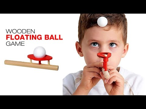 Wooden Floating Ball Game
