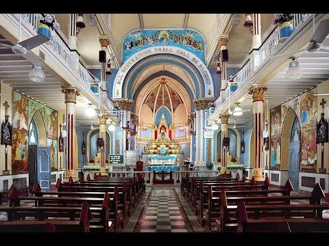 MOUNT MARY CHURCH LIVE | 9th NOVENA | SEPTEMBER 9th 2017