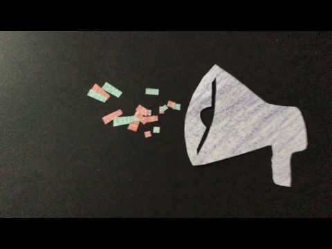 Paper Stop Motion
