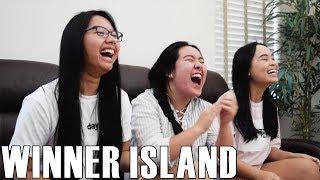 WINNER Island