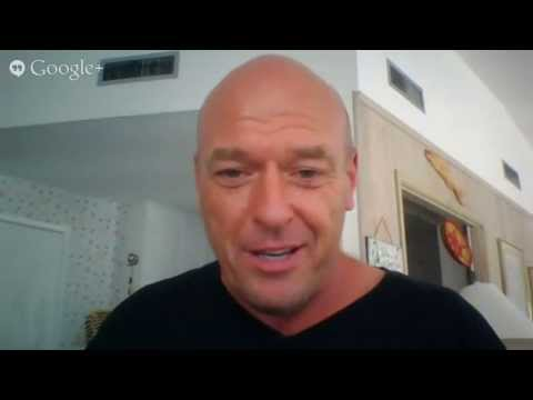 "Gold Derby Q&A: Dean Norris (""Breaking Bad"")"