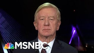 Former GOP Governor Bill Weld: Trump And Barr Are Trashing The Rule Of Law | The Last Word | MSNBC