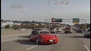 Porsche Boxster Gets Away From Police Chase