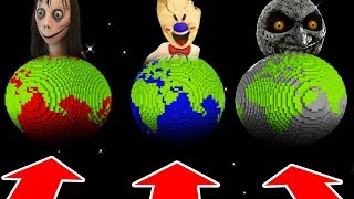 DO NOT CHOOSE THE WRONG PLANET (Ice SCREAM, Lunar MOON)(Ps3/Xbox360/PS4/XboxOne/PE/MCPE)