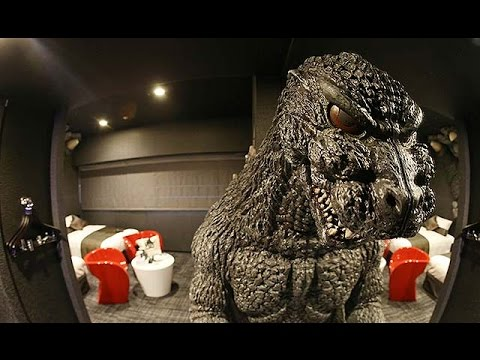 Tokyo Hotel Hopes to Attract Business with Godzilla-Themed Rooms
