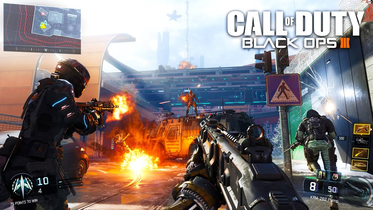 Call Of Duty Black Ops 3 Multiplayer Gameplay Live Part 1