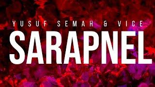 Yusuf Semah ft  Vice -  #Şarapnel (Official Kinetik Tipografi)