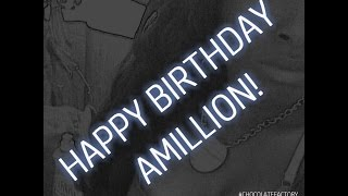 Happy Birthday To My Daughter Amillion! ~ A Special Poem for You! [Justin Bieber Appearance]