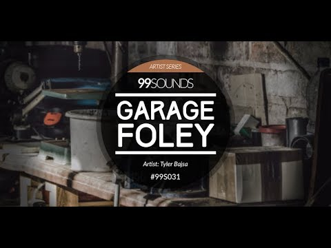 99Sounds Garage Foley DEMO (Free Sound Effects)