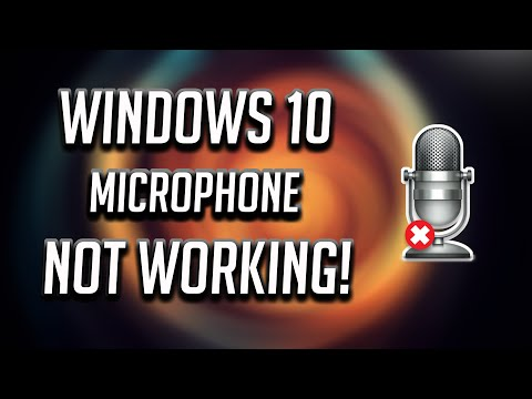 fix-microphone-not-working-on-windows-10-[2020]