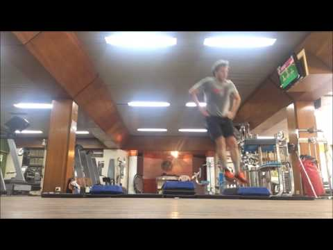 ENTRENO 21 03 17 COSTA RICA GYM & TENNIS