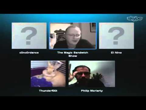 The MSS - Show 38 - Part 3 - with Prof Moriarty - broadcast on 4 November 2012