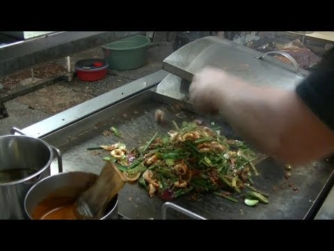 Sambal Stingray, Ipoh Metro Restaurant,  31 Aug 2017