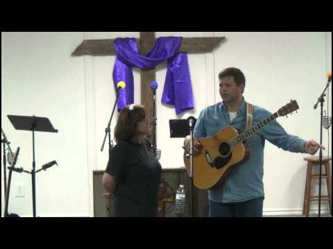 15 Diane and Greg McDougal @ Rockin' CC   The Battle Hymn of Love