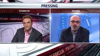 N1 Pressing: Ivica Đikić (16.10.2019.)