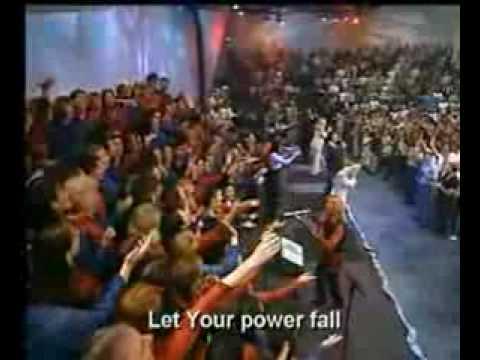 Hillsong   Holy Spirit Rain Down