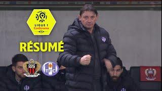 OGC Nice - Toulouse FC (0-1)  - Résumé - (OGCN - TFC) / 2017-18