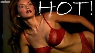Hot Super Models Backstage @ Sexy Designer Lingerie Photo Shoot Perlea | FashionTV (2003-2004)